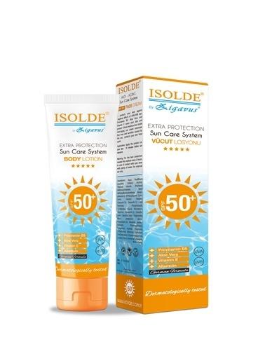 Zigavus Isolde Güneş Koruyucu Losyon 50+spf 100 Ml Renksiz